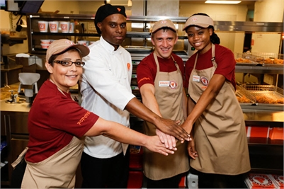 Popeyes in Kansas City, MO - Cashiers & Cooks Wanted!