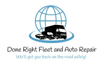 Done Right Fleet and Auto Repair Steve Hall