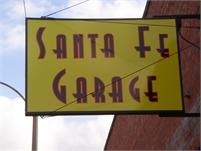 Santa Fe Garage Billianna Smith
