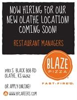 Blaze Pizza Christina Sheldon