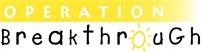 Operation Breakthrough, Inc. BRIDGETT MITCHELL