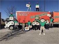 College Hunks Moving KC Ron Stine